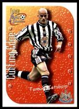 Futera Newcastle United Fans' Selection 1999 – Ketsbaia (Cutting Edge) #CE1