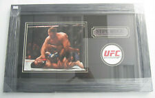 Stipe Miocic UFC Signed Autographed Professionally Framed Matted 8x10 Photo JSA