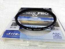 72mm KENKO SMART CLEAR PRO UV FILTER KENKO TOKINA UV PROTECTION 72 MM