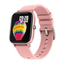 Smart Watch  Full Touch COLMI P8 1.4 inch  Fitness Tracker Blood Pressure Smart