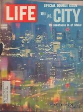 LIFE December 24,1965 The U.S. City / Bitter Plague of Slums / What's to Come