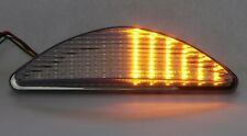 Yamaha Raider 2008-2014 Sequential LED Taillight; Brake and Turns w/ Clear Lens