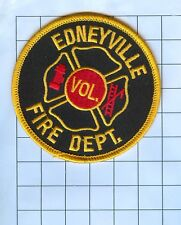 Fire Patch - EDNEYVILLE