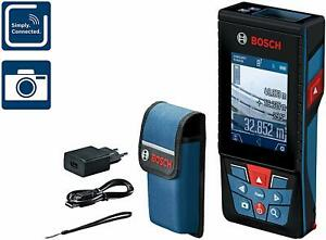 Bosch Professional Meter Laser Distance Glm 120 C Camera Integrated Bluetoo