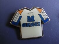 Pin's vintage épinglette Collector pins Maillot foot Lot E199