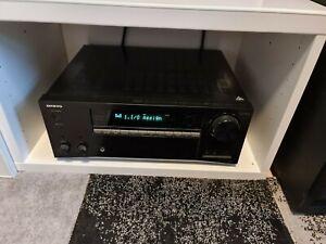 Onkyo TX-NR686 AV Receiver 4K 7.2Ch 165W/Ch +Dolby Atmos + DTS X +OVP - TOP!!!