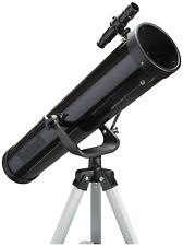 Bushnell 76mm Reflector Star Gazing Telescope ~ Like Celestron PowerSeeker 76AZ