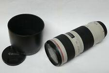 Canon EF 70-200 mm / 4,0 L USM  Objektiv für Canon EOS gebraucht  ( 5 )