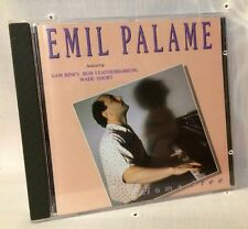 Emil Palame, Home Free Music CD 1990 Chase Music Near Brilliant 1-Owner Disc Exc