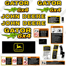 John Deere Gator 6x4 Decal Kit Utility Vehicle 1999 3m Vinyl