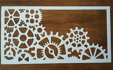 CLOCKWORK STENCIL 120mm x 230mm