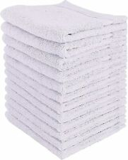 12 Pack Towel Set Luxury Cotton Washcloth 12x12 Inch in Wholesale Utopia Towels