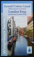 Grand Union Canal Milton Keynes to London, London Ring & East London Ring