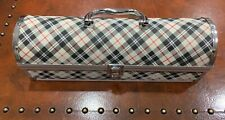 Wine Bottle Picnic Travel Case With Wine Opener and Wine Butler