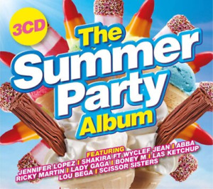 Various-The Summer Party Album (US IMPORT) CD NEW