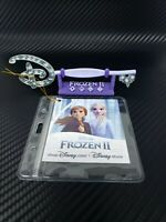 Disney Official Frozen II Key Display Stand 3D Print