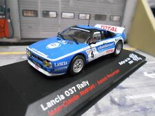 LANCIA 037 Rally Rallye du Var #4 F Andruet Total 1984 Pioneer IXO Altaya 1:43