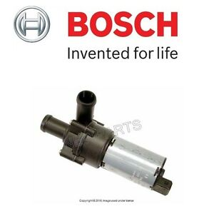 Bosch Engine Auxiliary Water Pump For Audi & VW 0 392 020 039