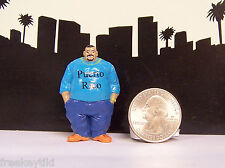 Lil Boricuas Puerto Rico Ricans Homies Figure Figurine Homie Diorama GORDO FAT