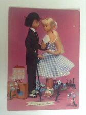 CP carte postale amoureux de Peynet N° 37