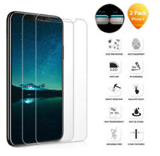 For Apple IPhone X - 100% Genuine Tempered Glass Film Screen Protector