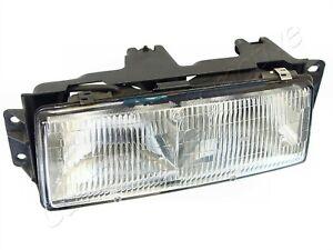 87-90 OLDSMOBILE CUTLASS CIERA CRUISER LH HEADLIGHT 16505635 driver left lamp