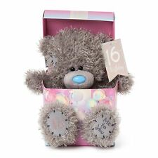 Me to You 16th Birthday Tatty Teddy Bear in Gift Box