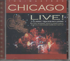 Chicago Live The Masters CD NEU Beginnings South California Purples I'm A Man