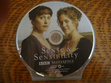SENSE & and SENSIBILITY emmy dvd PBS BBC David Morrissey Hattie Morahan