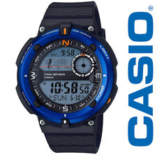 Casio SGW600H-2A,Digital Compass, Thermometer, Resin Watch, 5 Alarms, World Time
