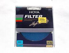 62mm Hoya 80B Blue Glass Lens filter 80 B Japan Coated Color Conversion Round