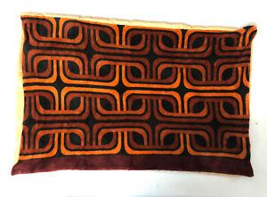 Standard Pillowcase Retro Geometric MOD Art Deco Style The Shining Vibes
