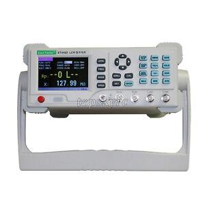ET4402 Desktop LCR Meter LCR Tester Inductance Capacitance Meter 20KHz tps