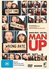 Man Up (DVD, 2016) New/Sealed