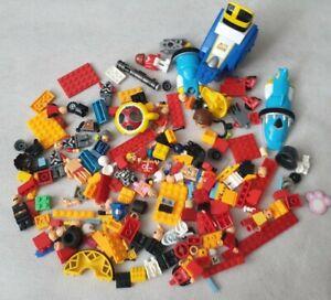 Megabloks Bundle of Miscellaneous Construction Blocks Pieces