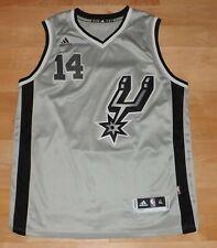 Danny Green 14 San Antonio Spurs NBA Adidas Swingman Jersey - Men's Size XL