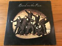 PAUL MCCARTNEY & WINGS - BAND ON THE RUN LP PAS 10007 STEREO