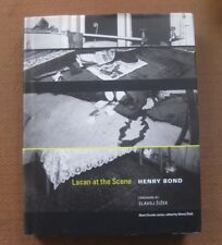 JACQUES LACAN AT THE SCENE by Henry Bond - 1st HCDJ MIT 2009 crime forensics