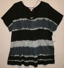 Womens ROAMAN'S Size 4X Top/Blouse/Shirt NWT NEW