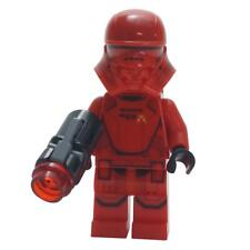 1 LEGO Minifigure Sith Jet Trooper (75266) with blaster
