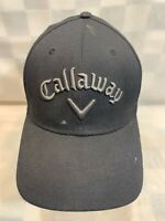 CALLAWAY Top Golf Black Snapback Adult Cap Hat