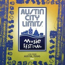 Austin City Limits 2005 Rhino country compilation CD