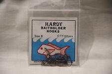 200 Hardy Baitholder FISHING HOOKS SIZE 8