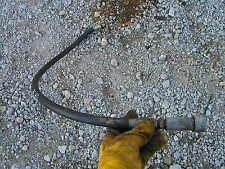 Allis Chalmers WD WD45 Tractor rear hydraulic line & quick connect end