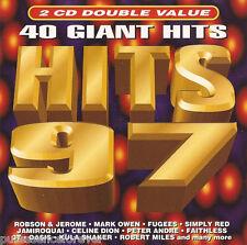 V/A -  Hits 97 (UK 40 Track Double CD Album)