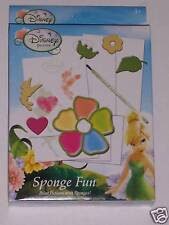 DISNEY FAIRIES SPONGE  FUN