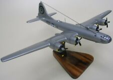 Boeing B-29 Superfortress Airplane Desktop Wood Model Regular