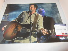 LUKE BRYAN SIGNED 11X14 PHOTO PSA/DNA COUNTRY GIRL SHAKE IT FOR ME RARE TOUGH 3