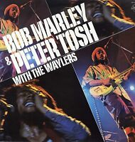 the best of BOB MARLEY & PETER TOSH with the WAILERS disques esperance LP (hear)