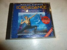 MICHAEL FLATLEY'S - Lord of the Dance - 1996 UK 3-mix CD Promo